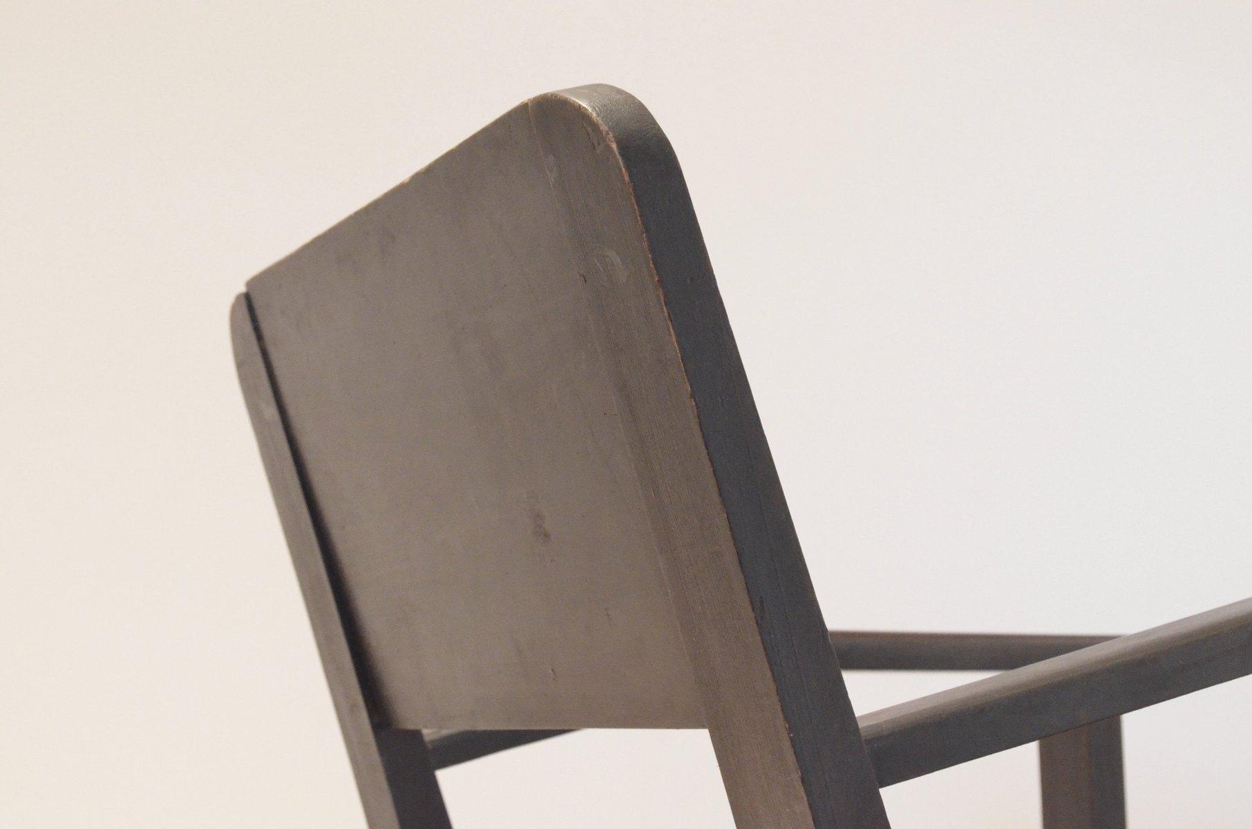 franz sische vintage sessel aus geschnitztem. Black Bedroom Furniture Sets. Home Design Ideas