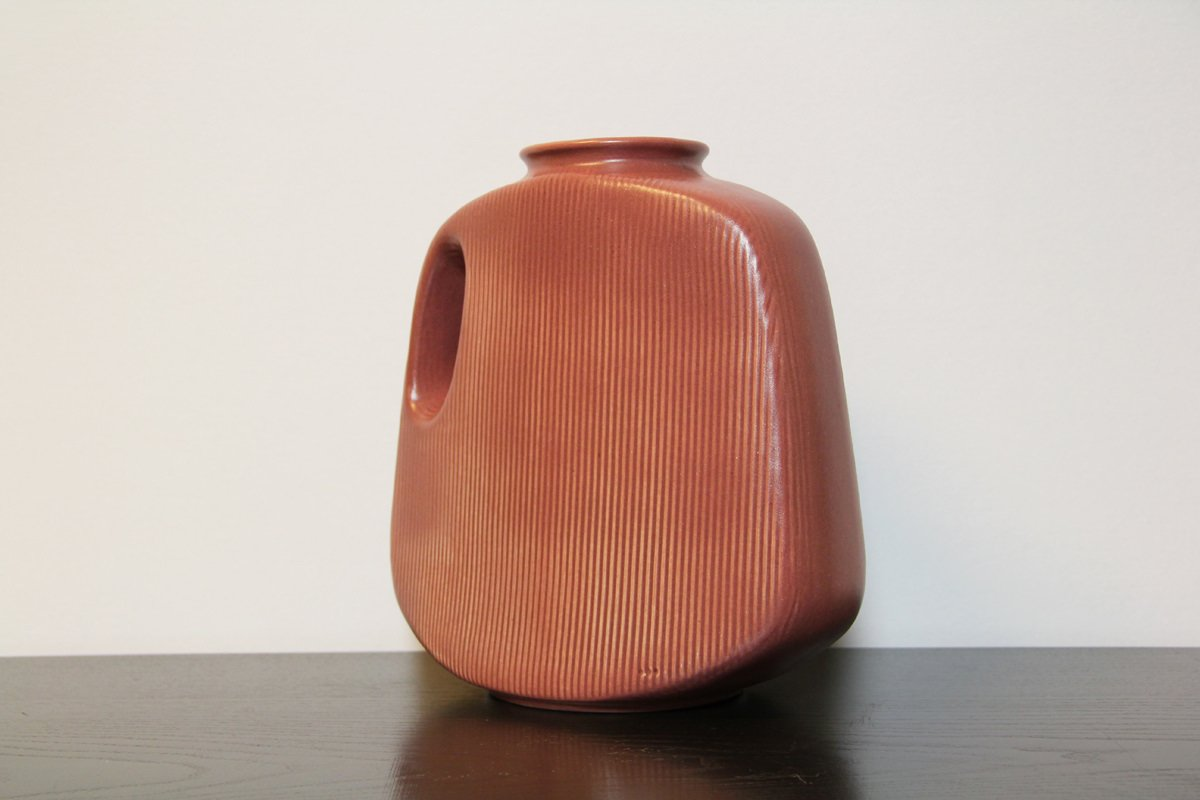 Creased fat lava vase 1960s for sale at pamono for Vase altrosa