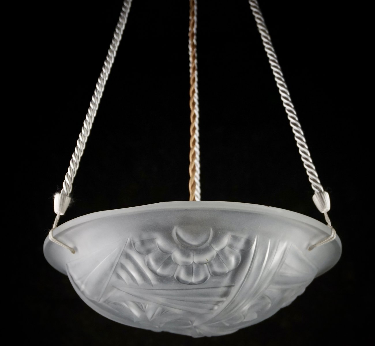 French art deco chandelier by david gueron for degu 1920s for sale price per piece arubaitofo Images