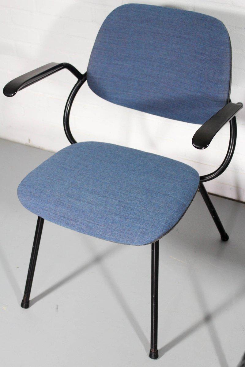 Niederländische Mid-Century Stühle von Marko Holland, 1960er, 2er ...