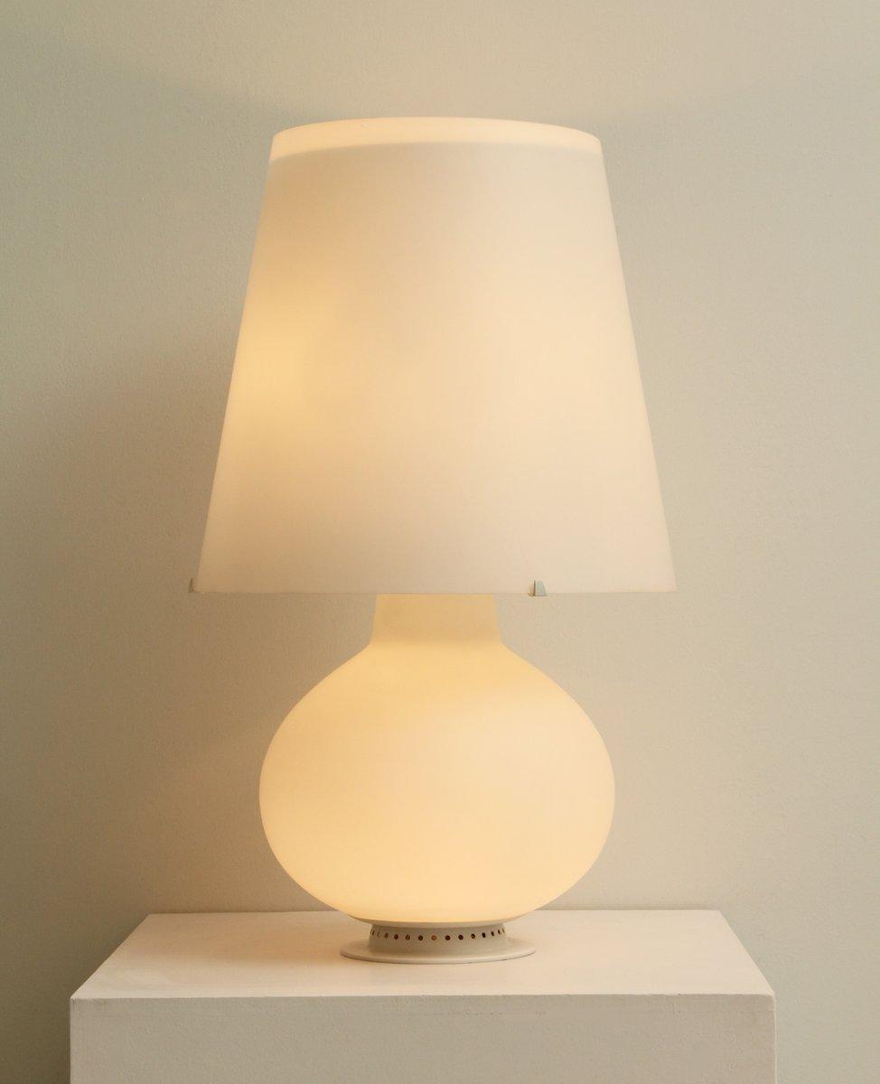 Lampada da tavolo grande 1853 di Max Ingrand per Fontana Arte ...