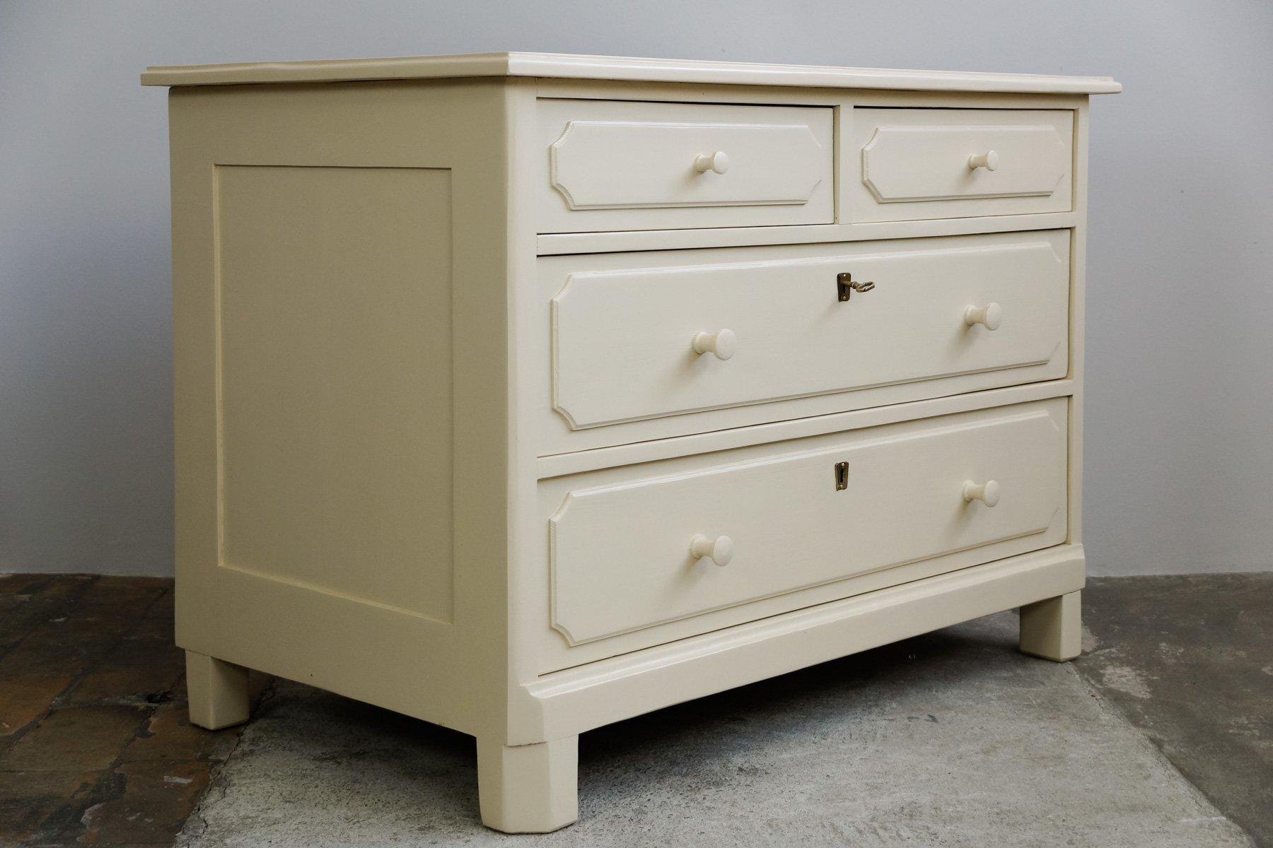 frisiertisch vitrine kleiderschrank kommode 1860er bei pamono kaufen. Black Bedroom Furniture Sets. Home Design Ideas