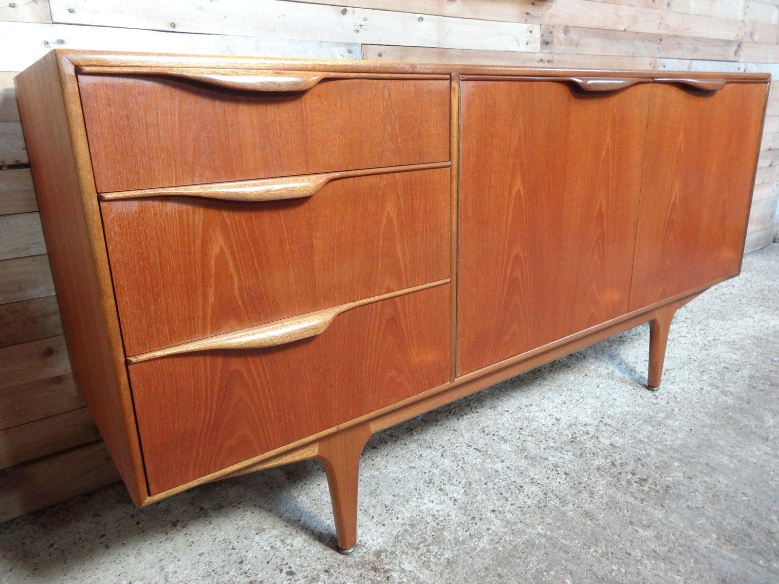 kleines sideboard von tom robertson f r mcintosh 1960er. Black Bedroom Furniture Sets. Home Design Ideas