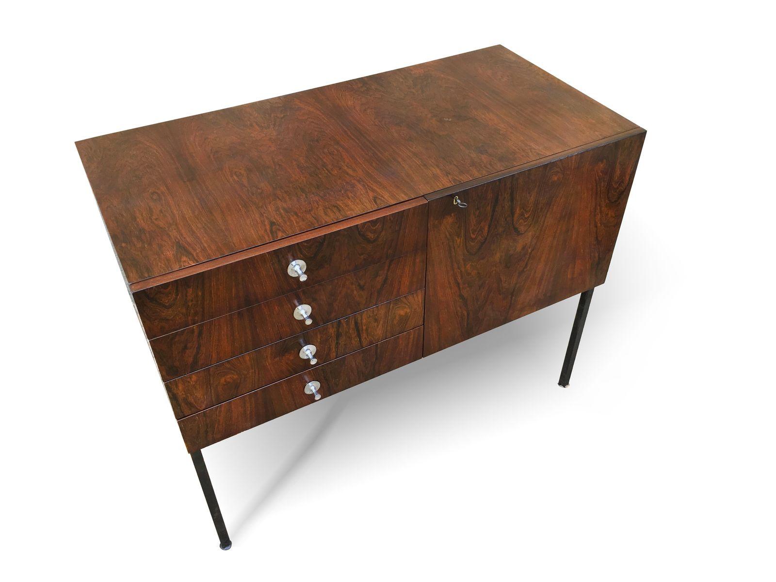 vintage sideboard 800 von alain richard f r meubles tv bei. Black Bedroom Furniture Sets. Home Design Ideas