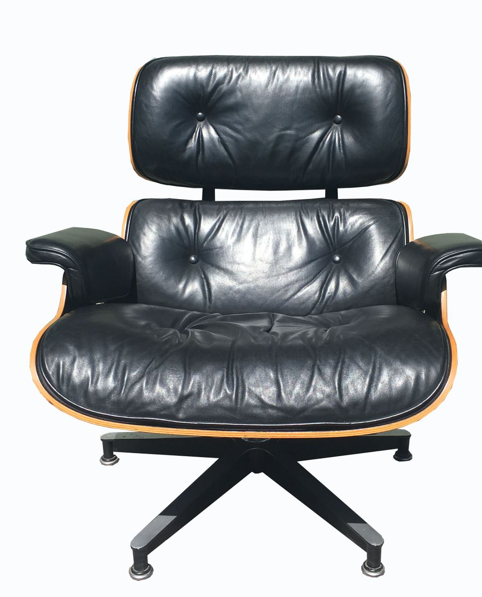 670 & 671 Lounge Chair & Ottoman by Charles and Ray Eames for Herman ...