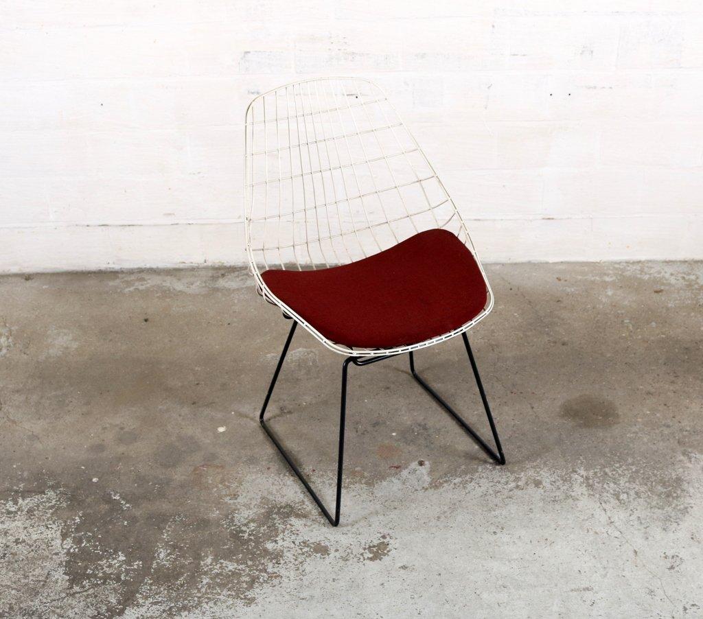 Vintage sm05 stuhl von cees braakman f r pastoe bei pamono for Stuhl designklassiker vintage