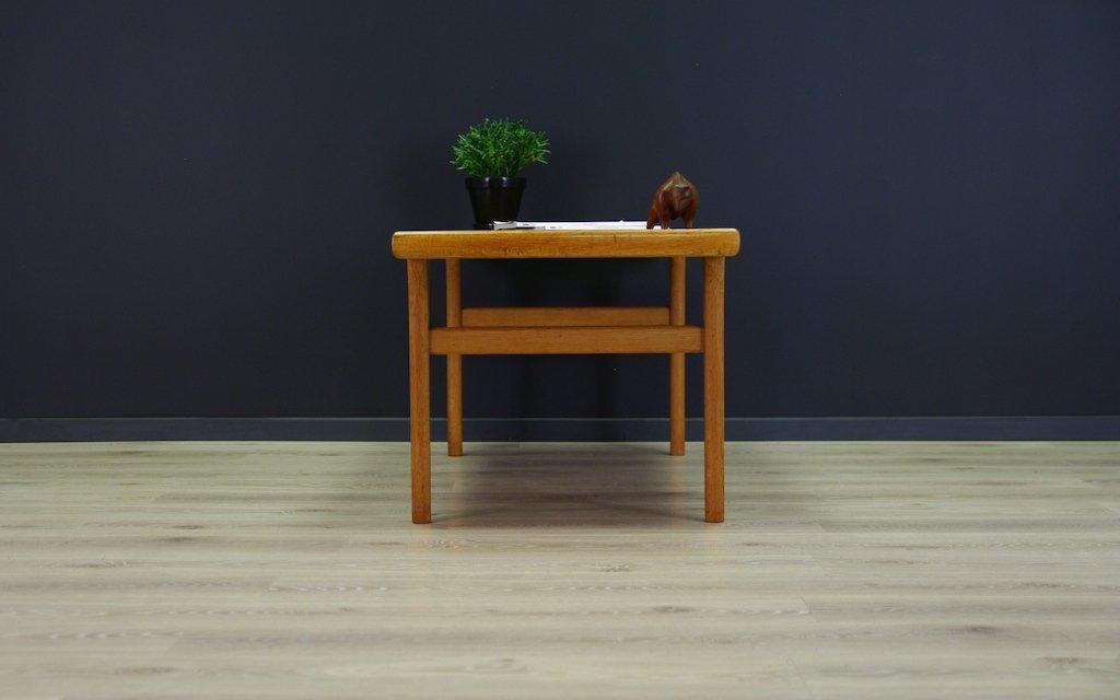 d nischer vintage couchtisch aus esche teak furnier bei. Black Bedroom Furniture Sets. Home Design Ideas