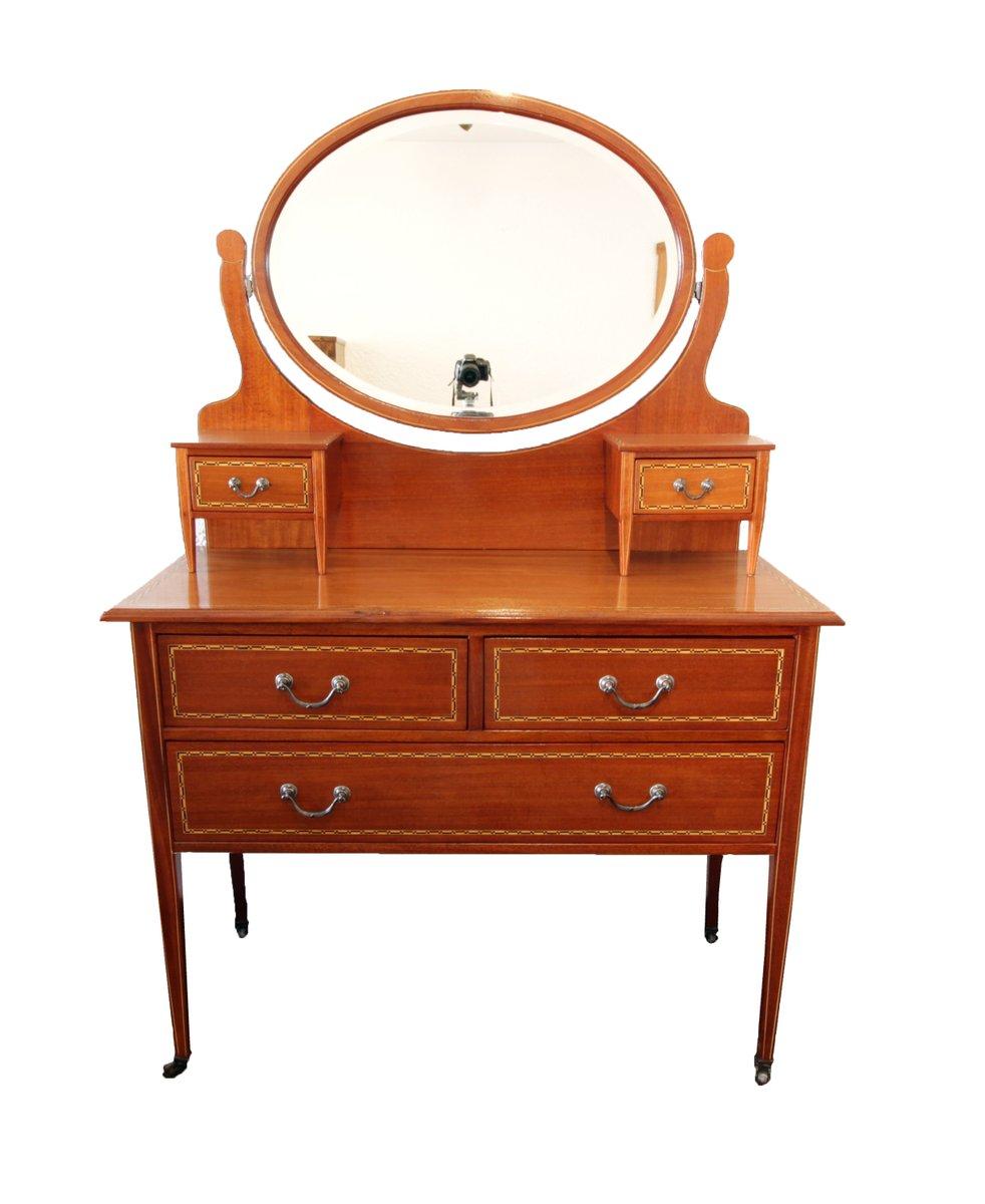 Mahogany Dressing Table 1900s