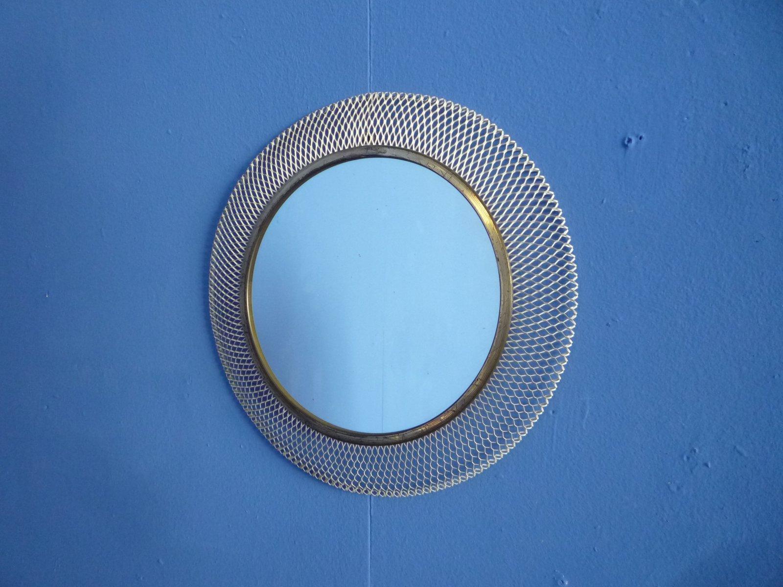 Mid Century Wall Mirror 1950s