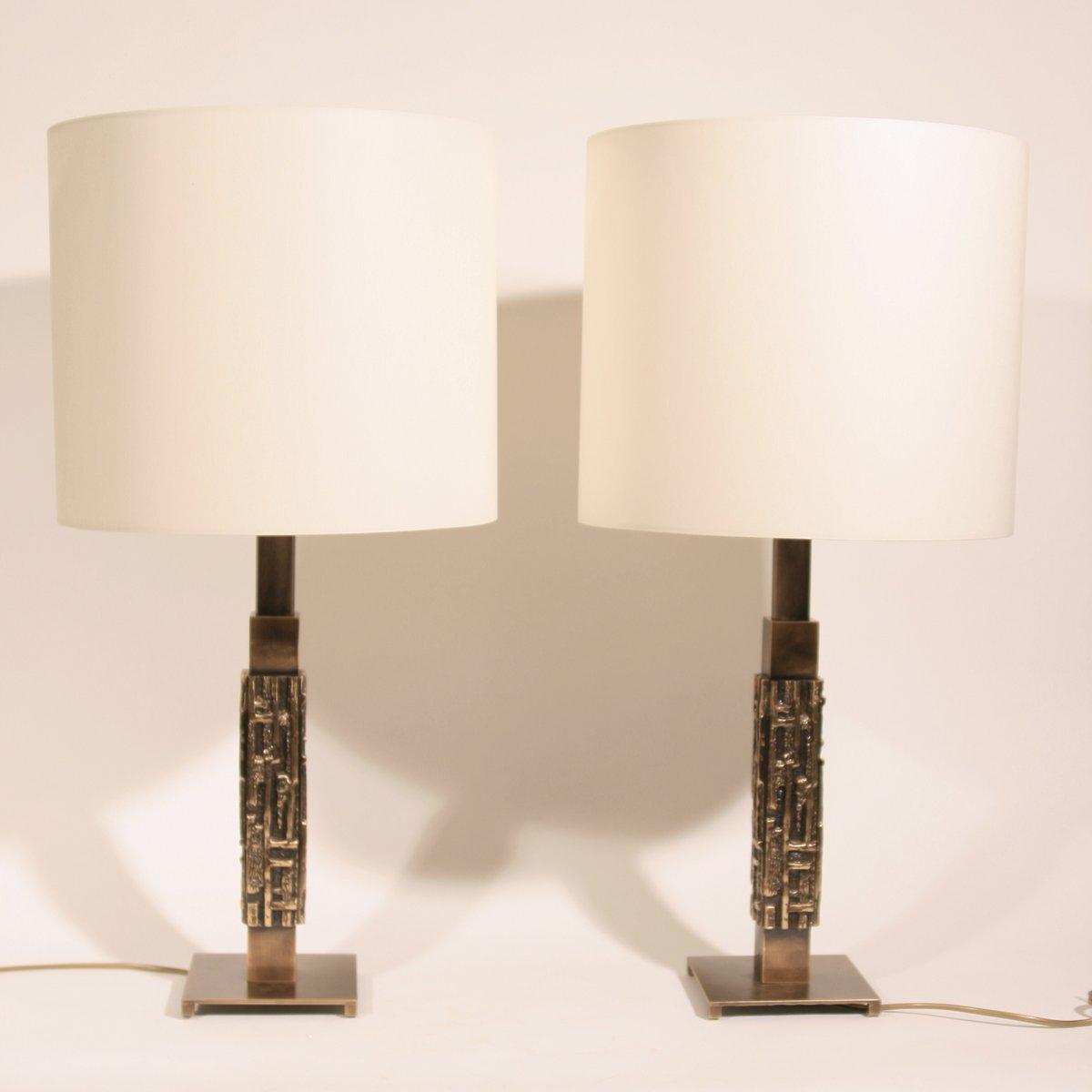 Lampade da tavolo di luciano frigerio italia anni 39 60 in for Lampade piccole da tavolo