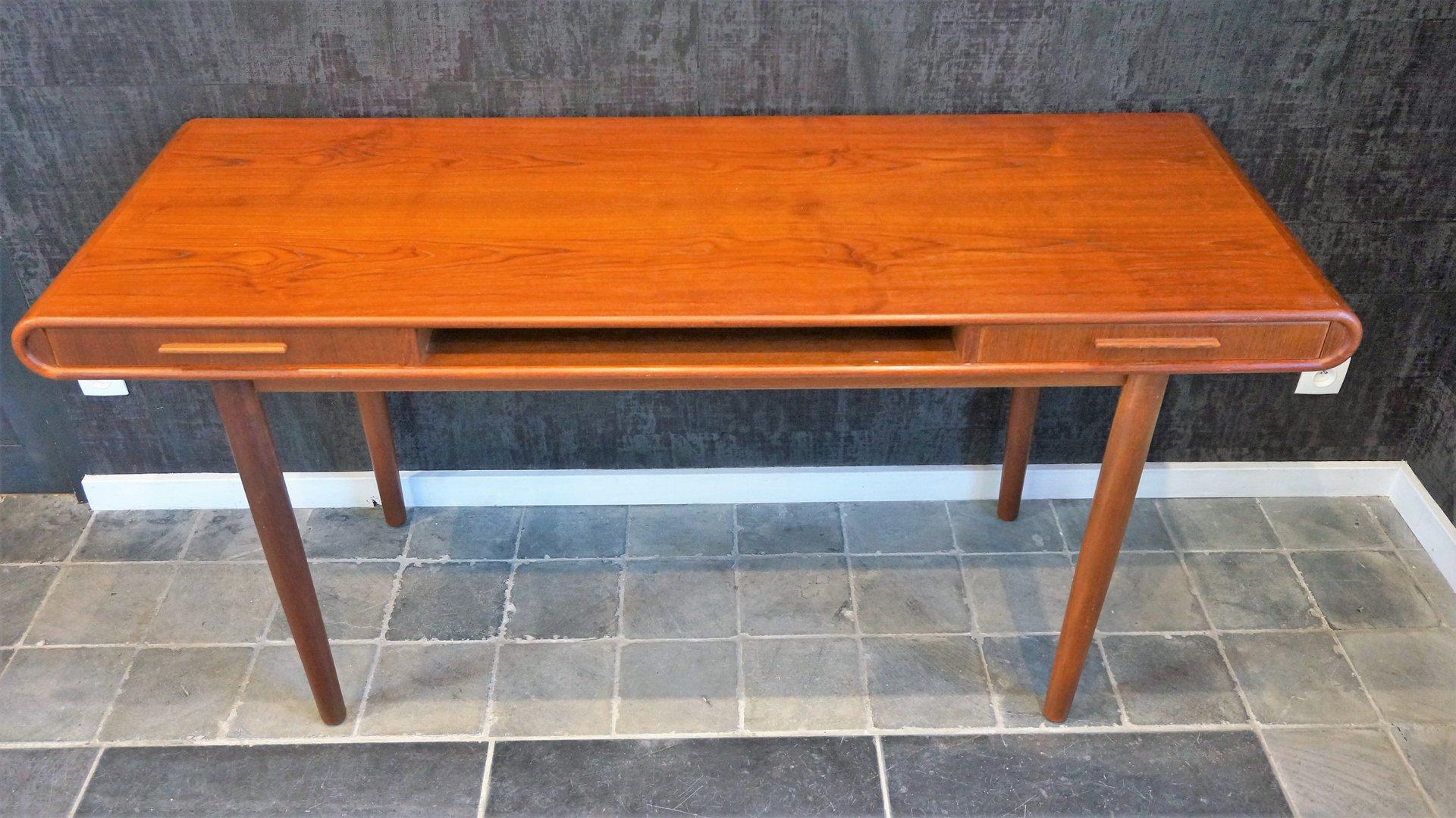 Elegant Vintage Scandinavian Teak Console Table 4. $2,682.00. Price Per Piece