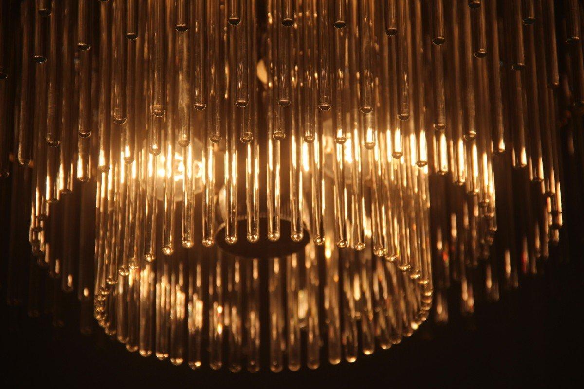 italian ceiling lampgaetano sciolari, 1970s for sale at pamono
