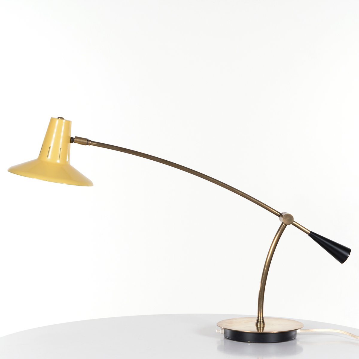 Dutch Vintage Desk Or Table Lamp