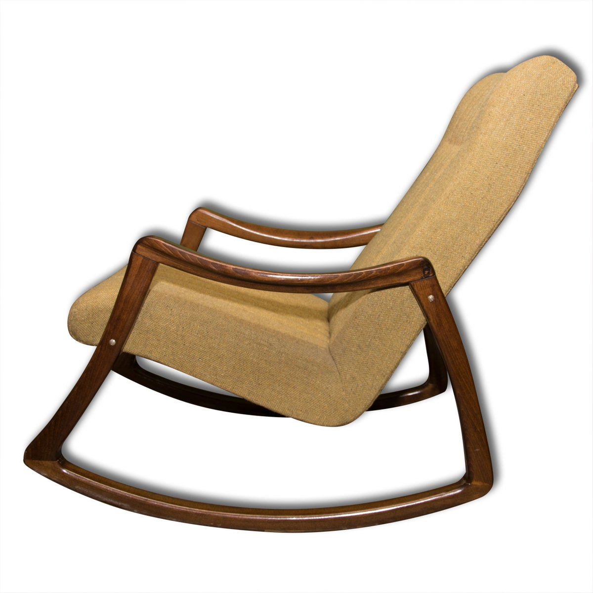 Vintage Czech Bentwood Rocking Chair From TON, 1970s 7. $1,347.00. Price  Per Piece