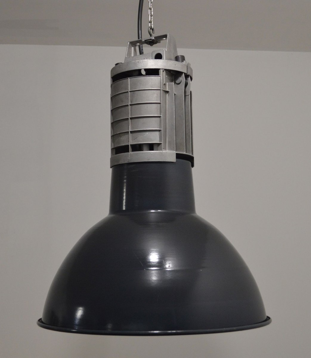 vintage industrial suspension lamp from mazda for sale at pamono. Black Bedroom Furniture Sets. Home Design Ideas