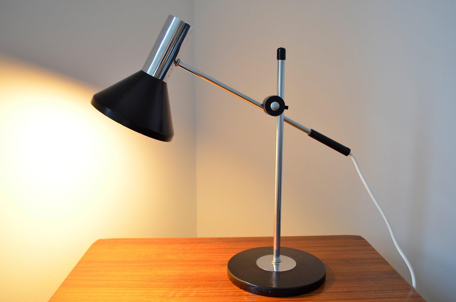 German Vintage Adjule Desk Lamp 1960s
