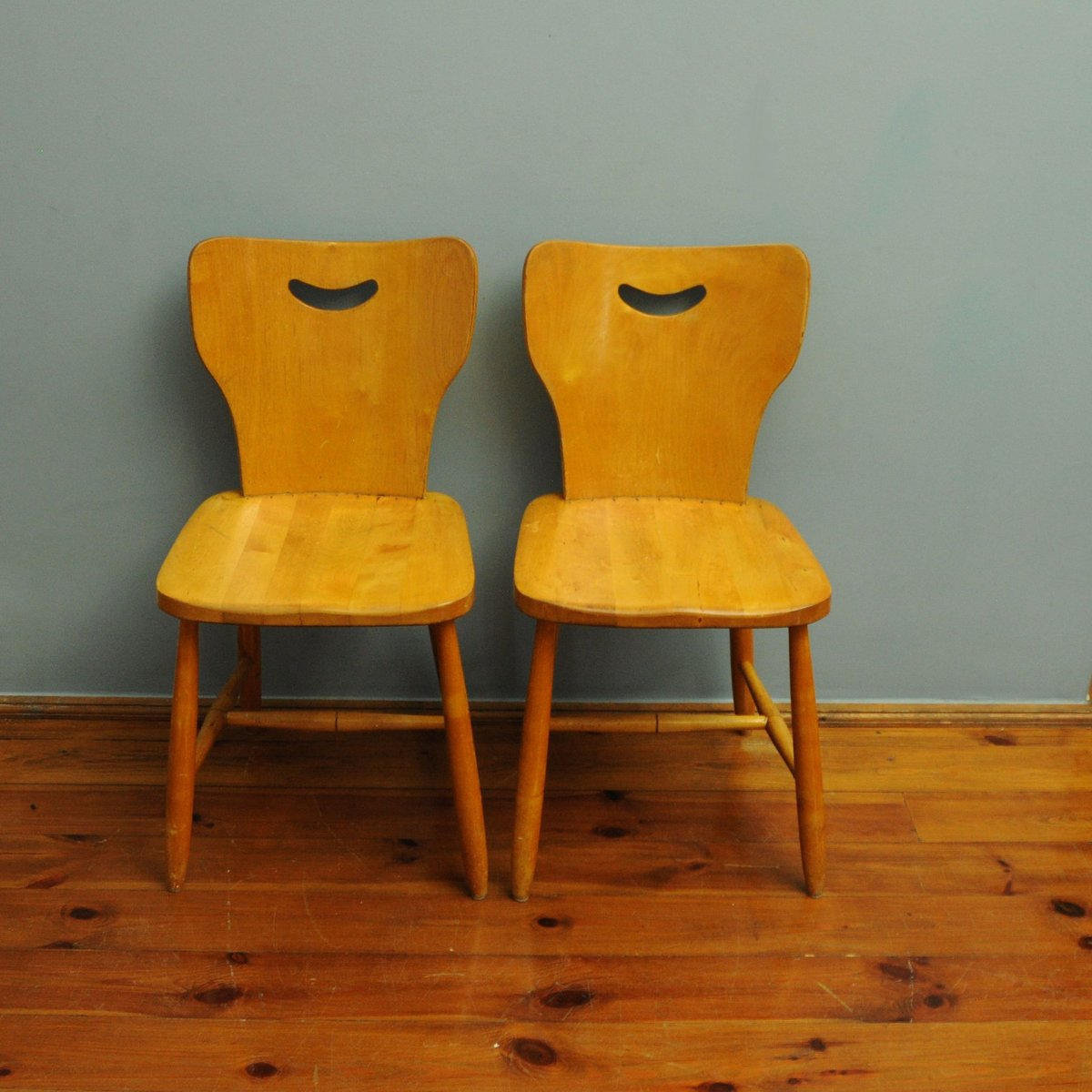 schwedische vintage st hle 1948 2er set bei pamono kaufen. Black Bedroom Furniture Sets. Home Design Ideas