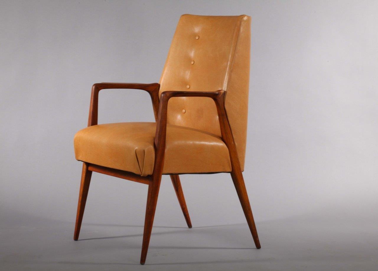 sessel von carl appel 1950er bei pamono kaufen. Black Bedroom Furniture Sets. Home Design Ideas