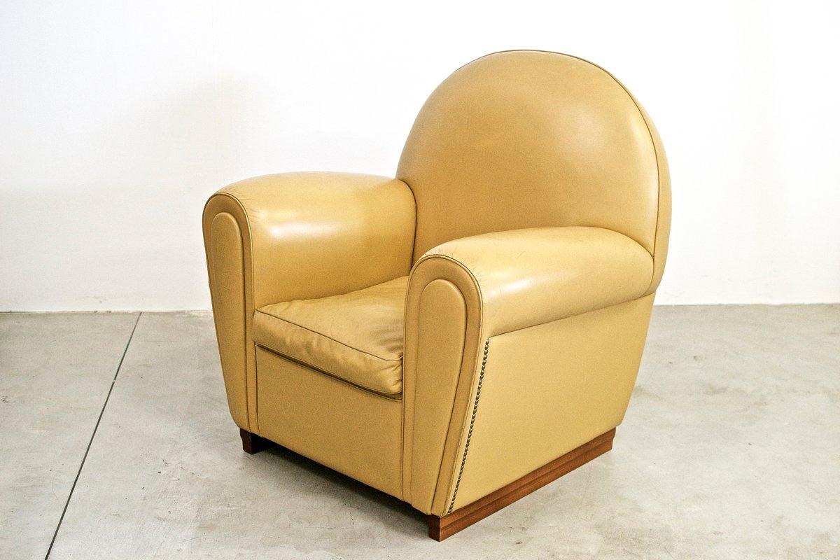 Poltrona frau vanity fair vintage vanity fair armchair by renzo