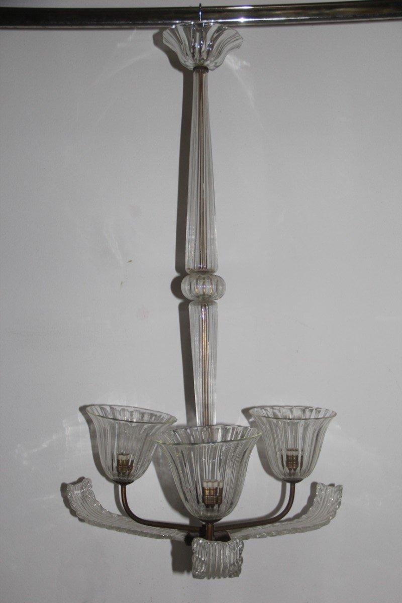 kronleuchter aus murano glas 1940er bei pamono kaufen. Black Bedroom Furniture Sets. Home Design Ideas