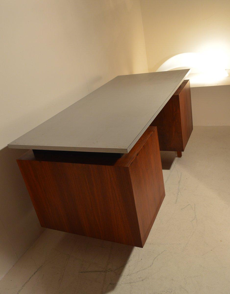 schreibtisch von jos de mey f r van den berghe pauvers 1954 bei pamono kaufen. Black Bedroom Furniture Sets. Home Design Ideas