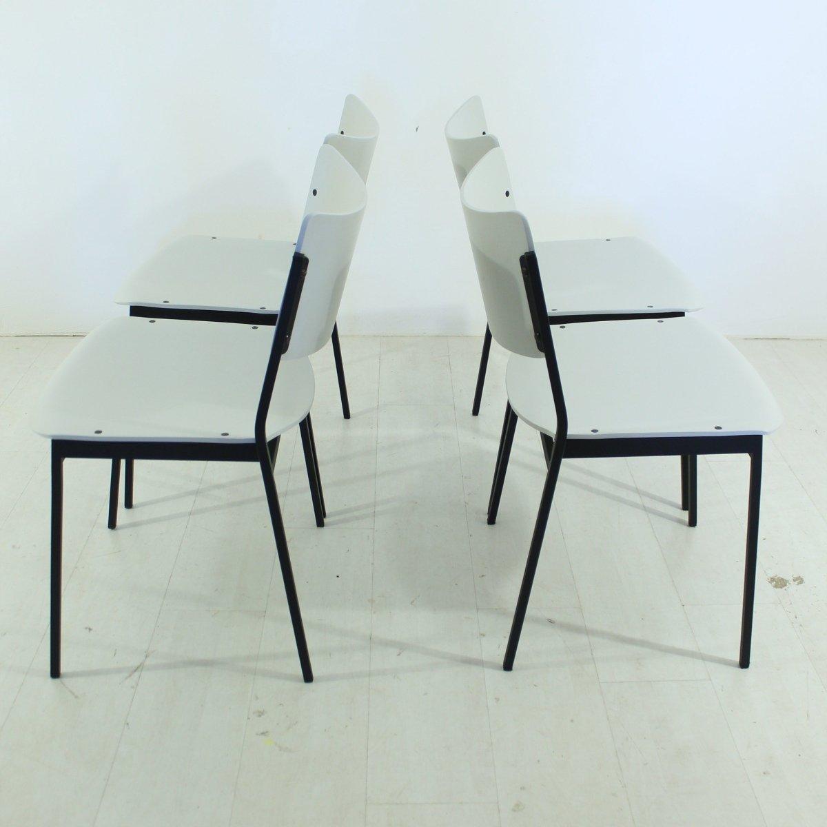 Vintage Stühle vintage stühle 1960er 4er set bei pamono kaufen