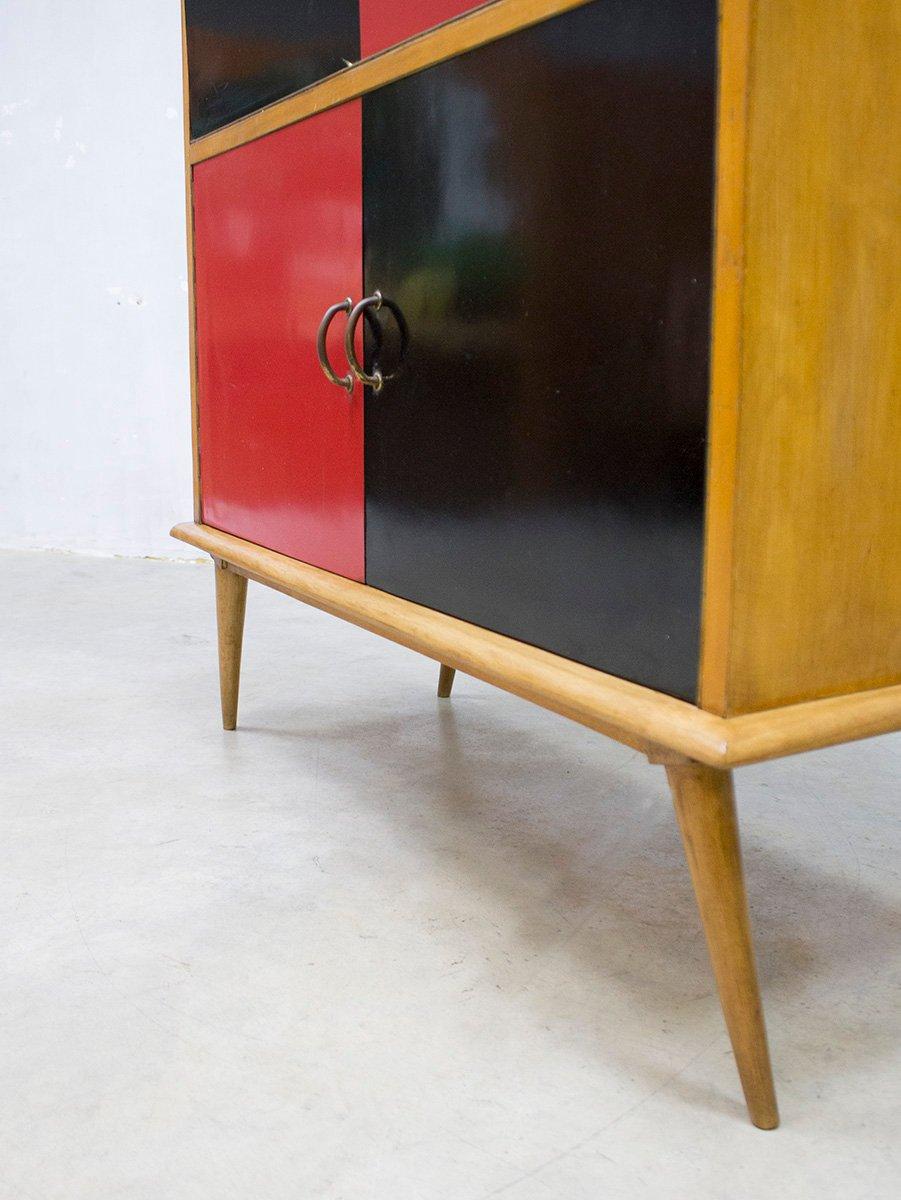 Mobile minimalista vintage con scrivania a scomparsa in vendita su ...
