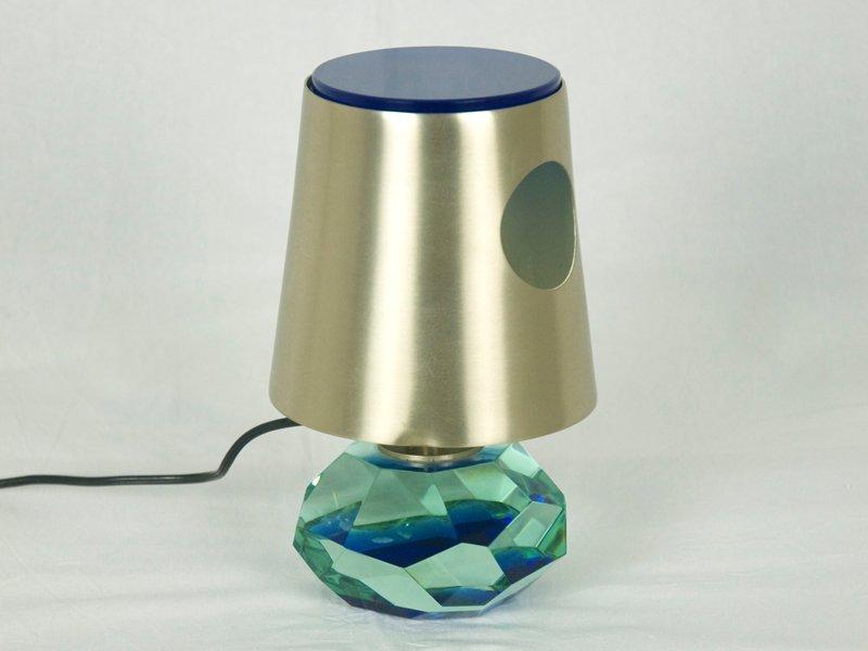 Lampada da tavolo modello nr. 2228 di Max Ingrand per Fontana Arte ...