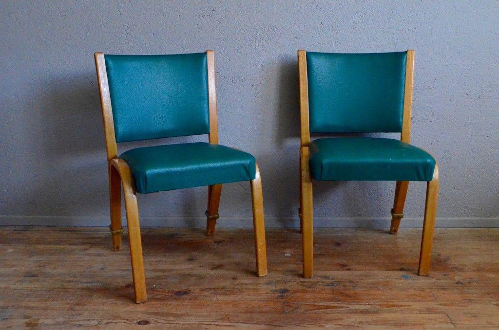 bunte bogenholz st hle von wilhelm von bode for steiner 1950er 6er set bei pamono kaufen. Black Bedroom Furniture Sets. Home Design Ideas