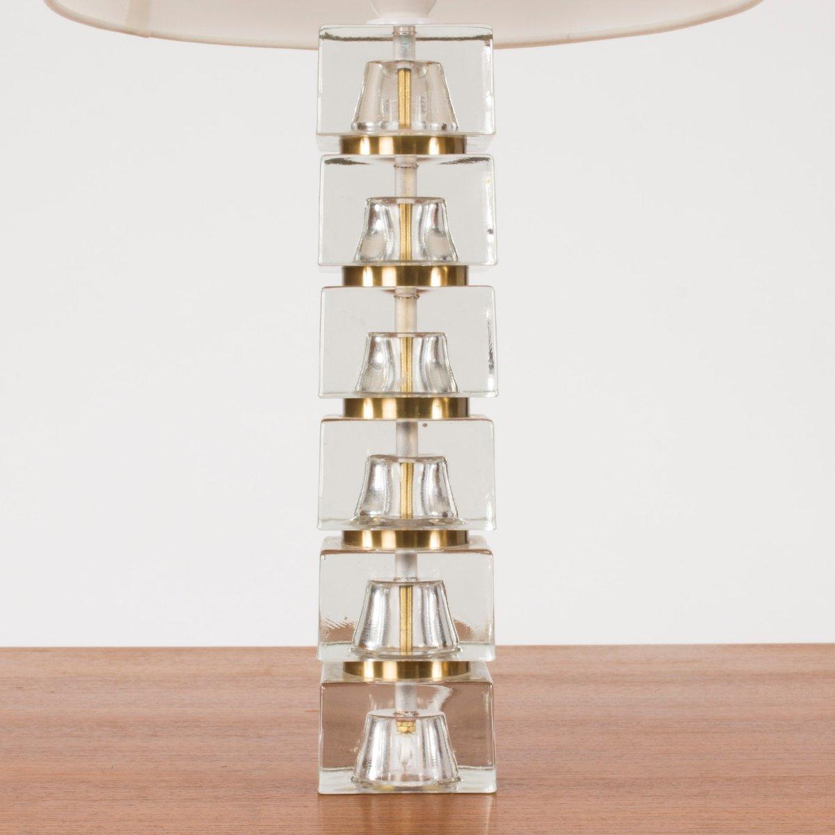 Swedish glass base table lamp 1960s en venta en pamono swedish glass base table lamp 1960s imagen 7 97500 aloadofball Gallery