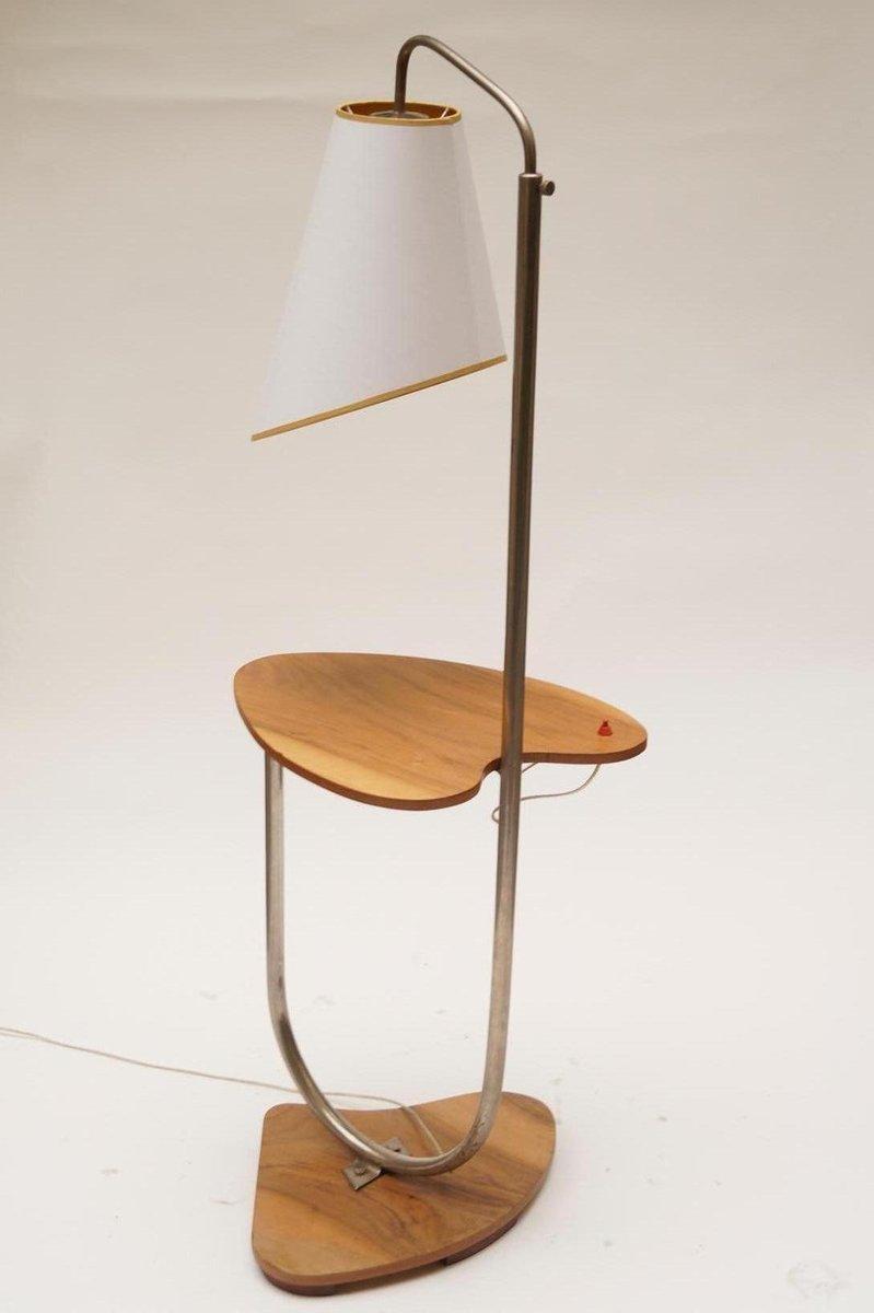 polnische mid century stehlampe bei pamono kaufen. Black Bedroom Furniture Sets. Home Design Ideas