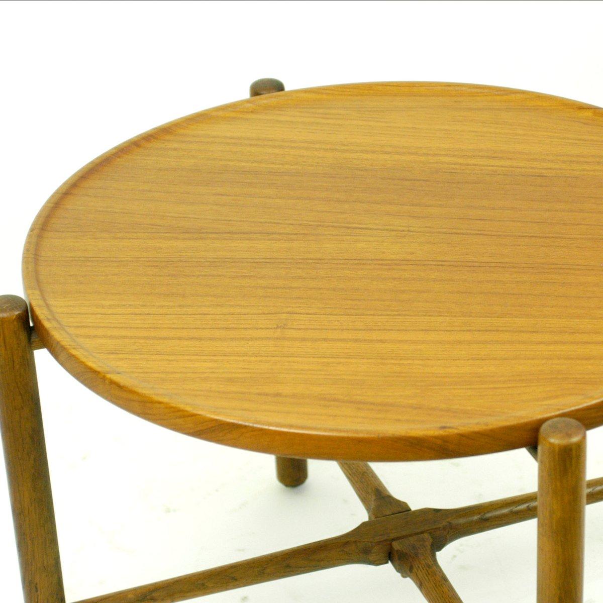 Vintage Danish Teak Coffee Table By Hans Wegner For Andreas Tuck