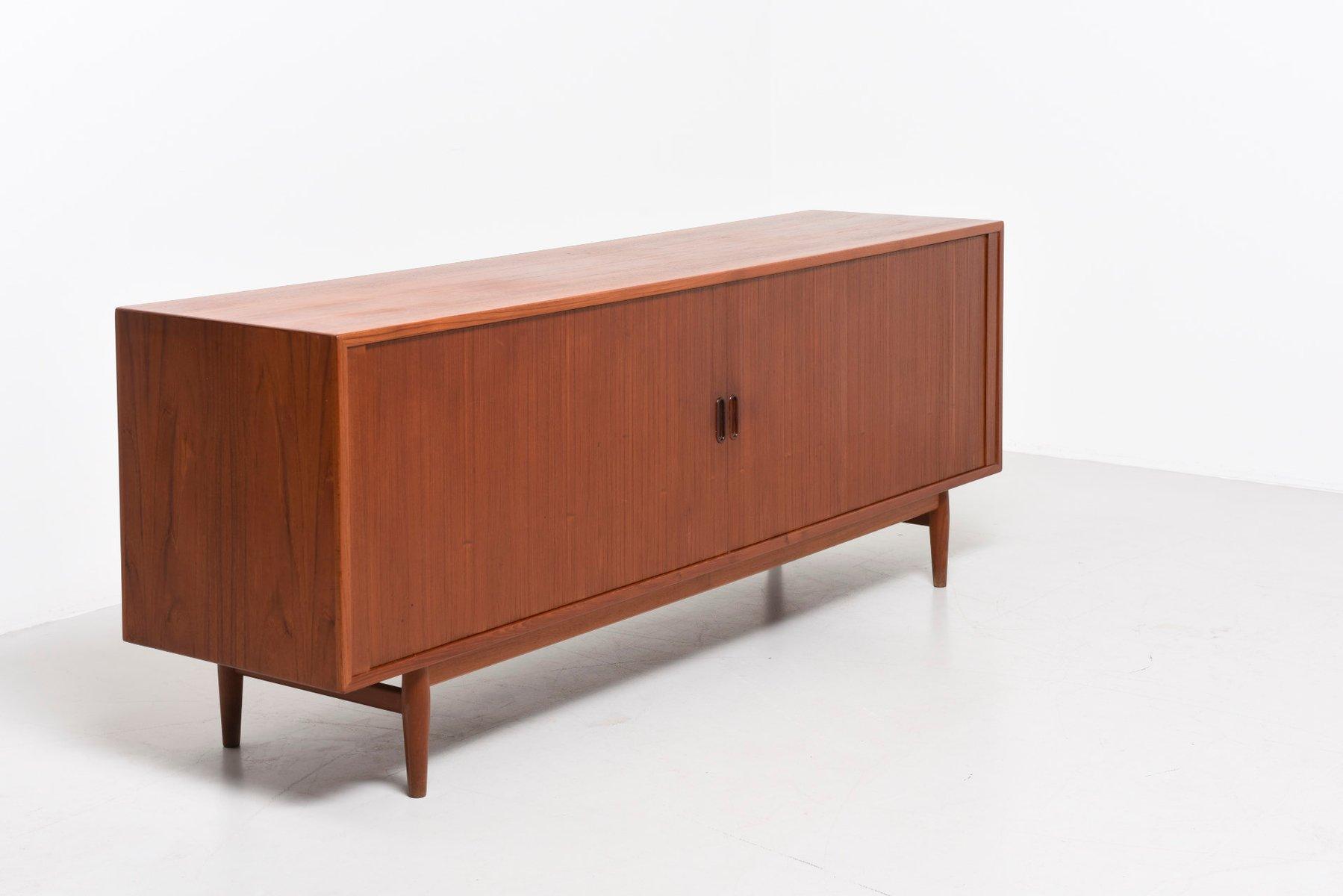 vintage sideboard by arne vodder for sibast for sale at pamono. Black Bedroom Furniture Sets. Home Design Ideas