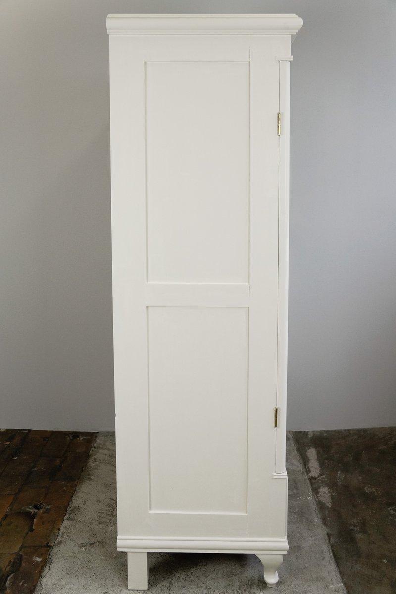 wei e vitrine 1850er bei pamono kaufen. Black Bedroom Furniture Sets. Home Design Ideas