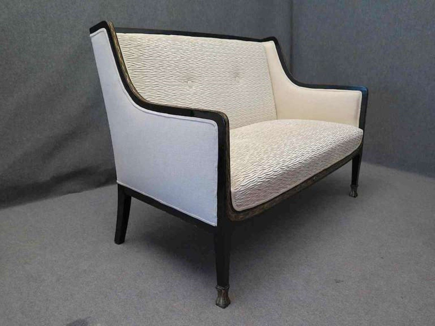 Austrian Art Deco Sofa 1920s