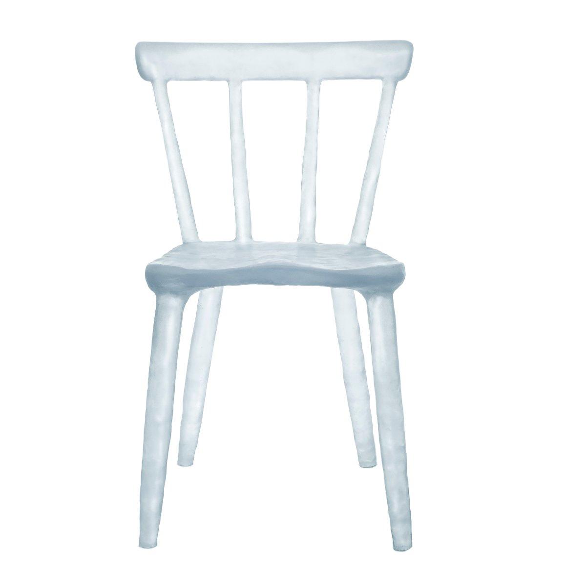 grauer glow stuhl von kim markel 2017 bei pamono kaufen. Black Bedroom Furniture Sets. Home Design Ideas