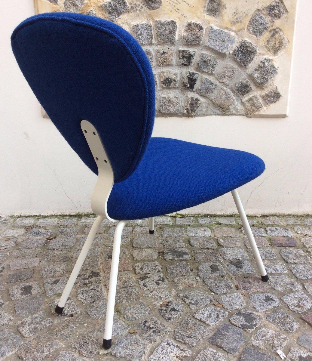 Niederländische Schwarz Lackierte Vintage Stühle von Vega, 1970er ...