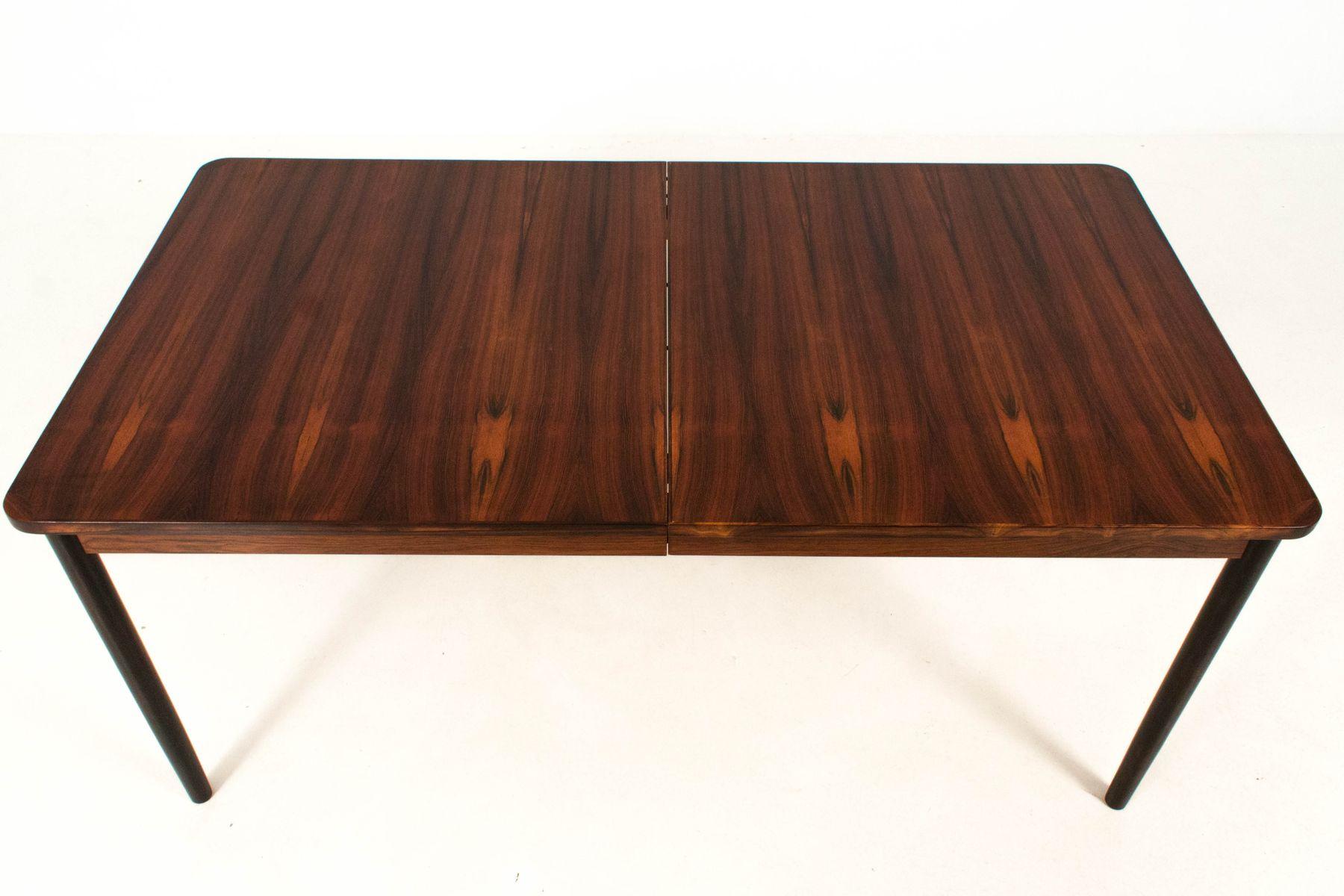 gro er ausziehbarer mid century modern esstisch von fristho 1960er bei pamono kaufen. Black Bedroom Furniture Sets. Home Design Ideas