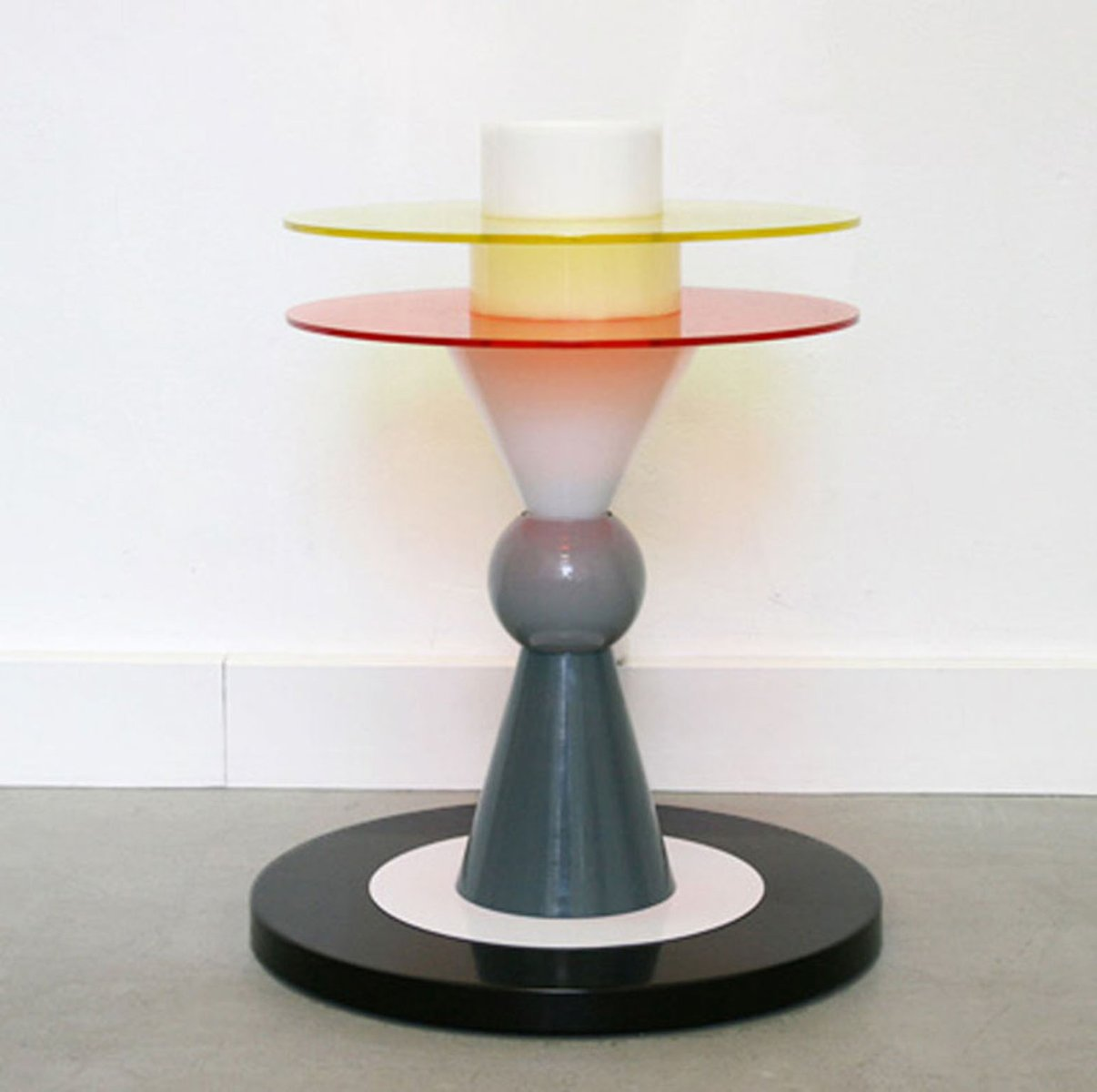 Vintage Bay Table Lamp by Ettore Sottsass for Memphis for sale at ... for Ettore Sottsass Sofa  186ref