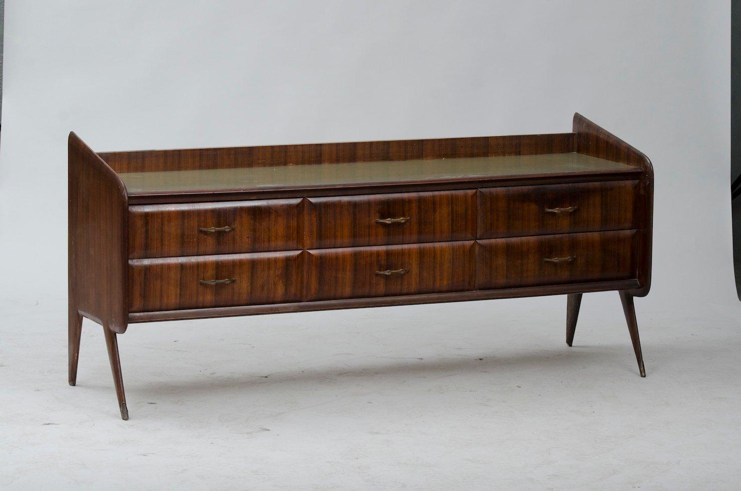 italienische vintage kommode bei pamono kaufen. Black Bedroom Furniture Sets. Home Design Ideas