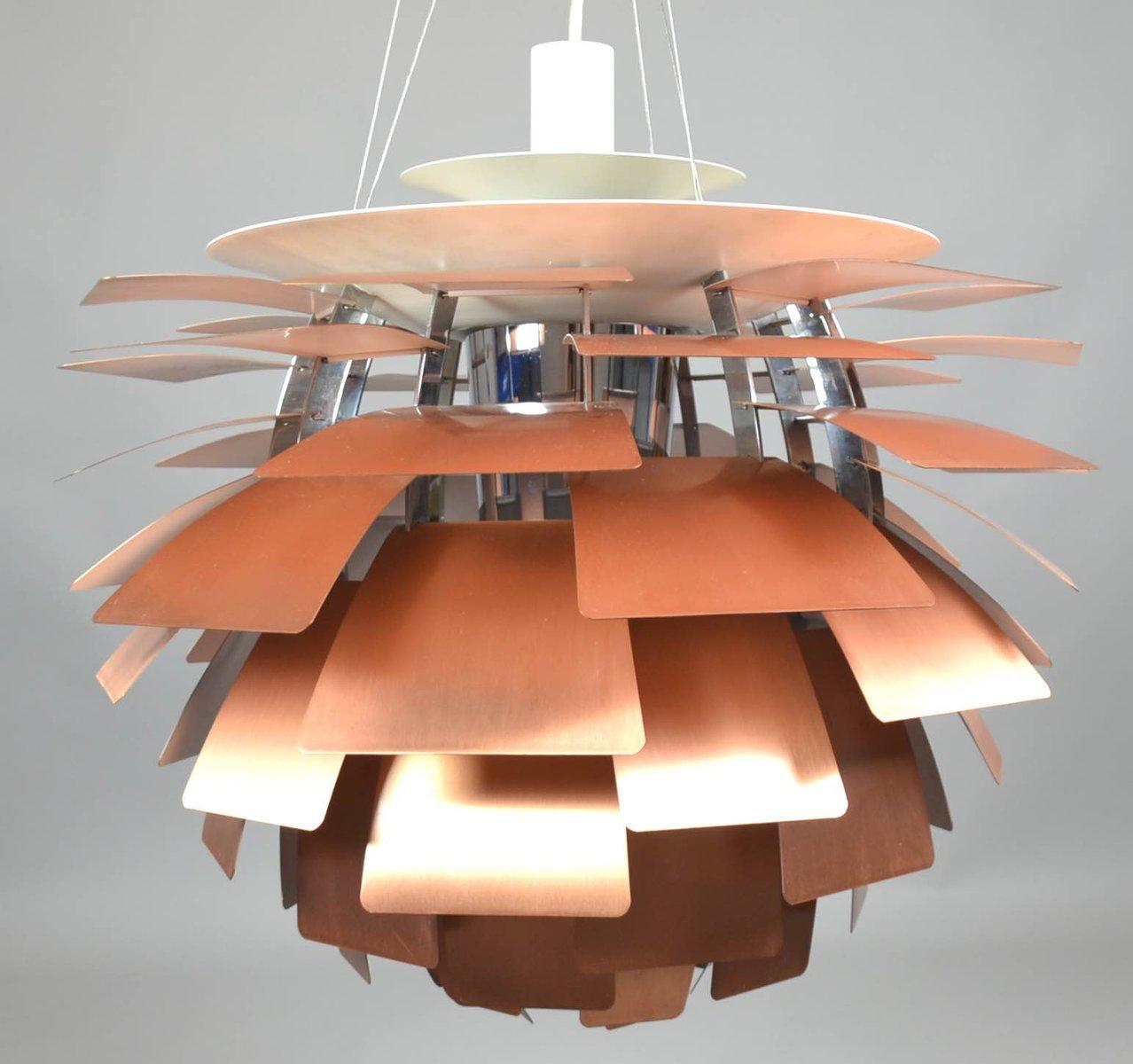 Mid century ph artichoke copper lamp by poul henningsen for louis mid century ph artichoke copper lamp by poul henningsen for louis poulsen aloadofball Choice Image