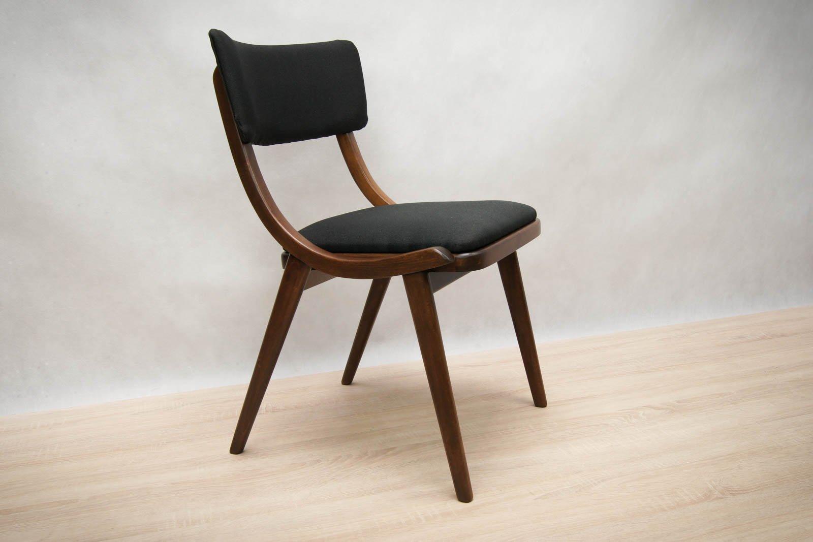 polnische jumper st hle von fameg 1960er 2er set bei. Black Bedroom Furniture Sets. Home Design Ideas