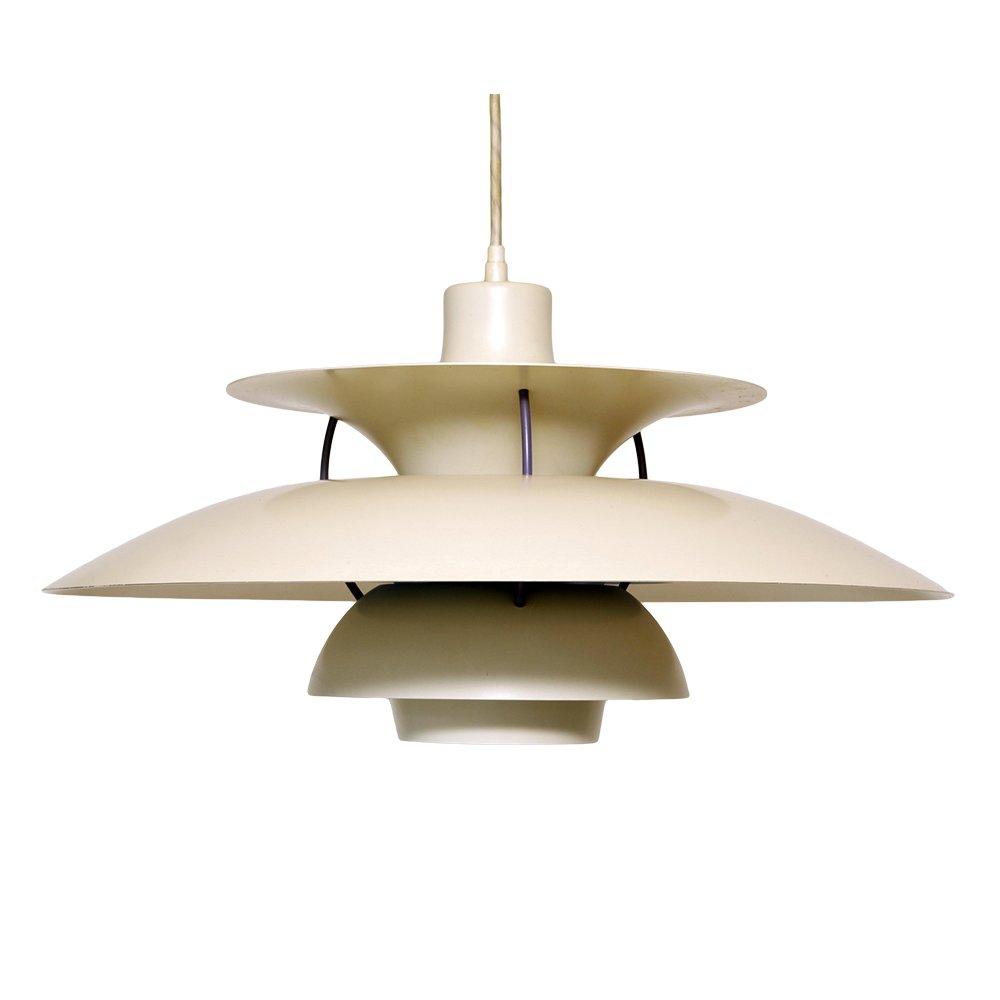 vintage ph 5 lampe von poul henningsen f r louis poulsen bei pamono kaufen. Black Bedroom Furniture Sets. Home Design Ideas