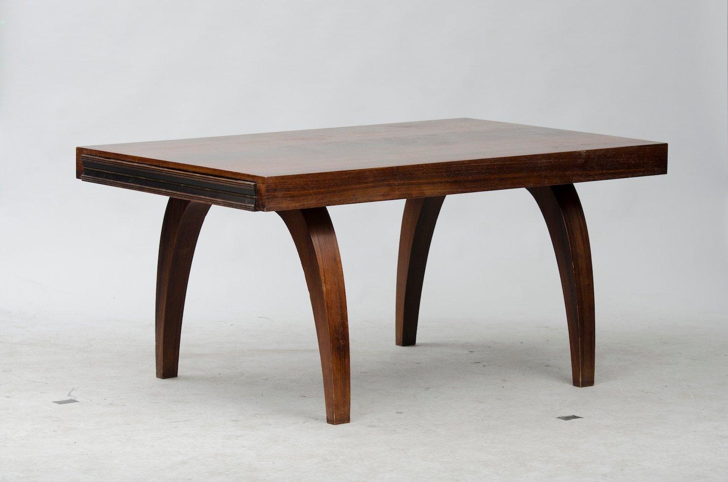 Déco Salle À Manger Vintage table de salle à manger art déco vintage