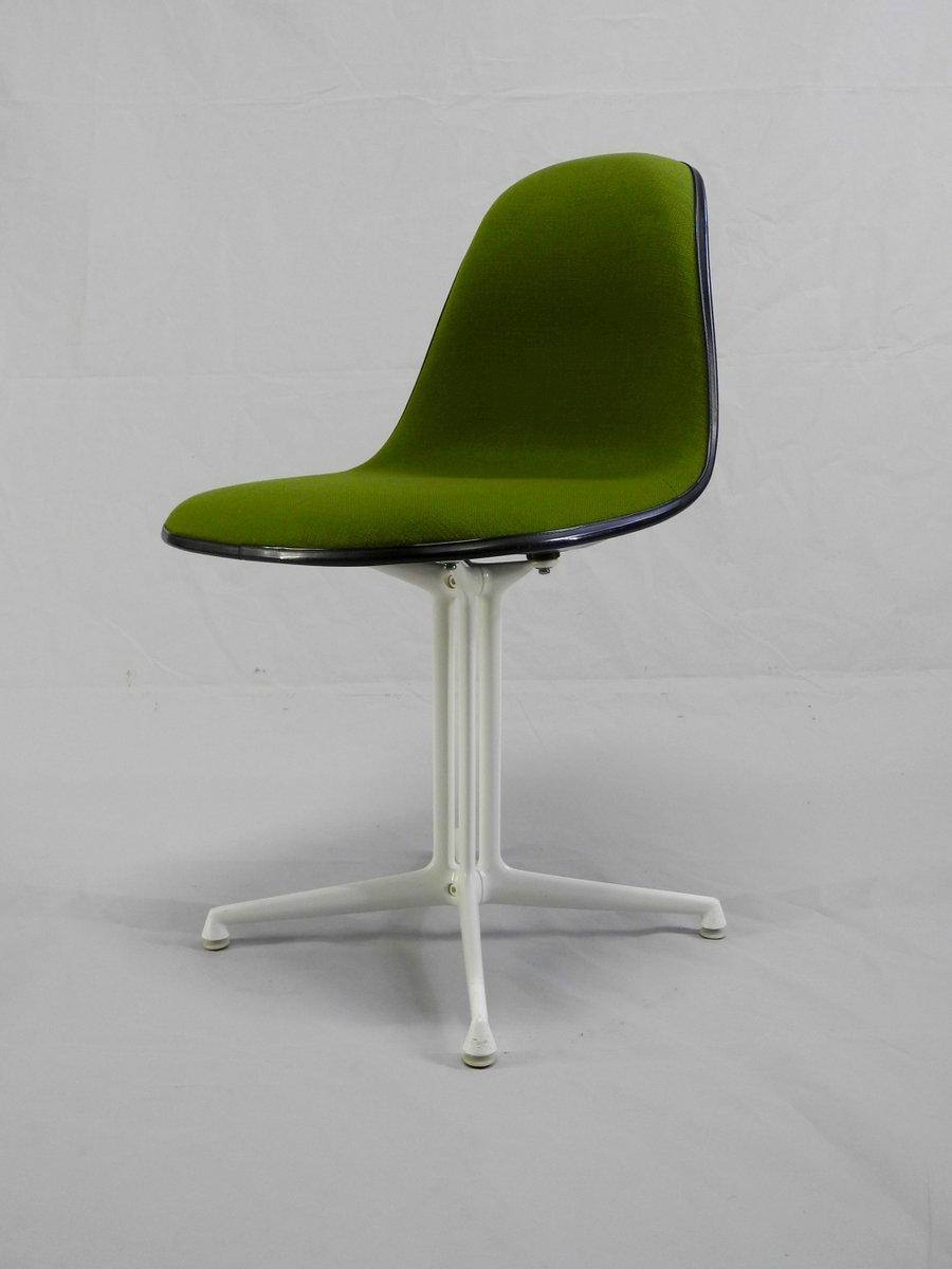 Sedia Da Scrivania Psc Imbottita Di Charles Ray Eames