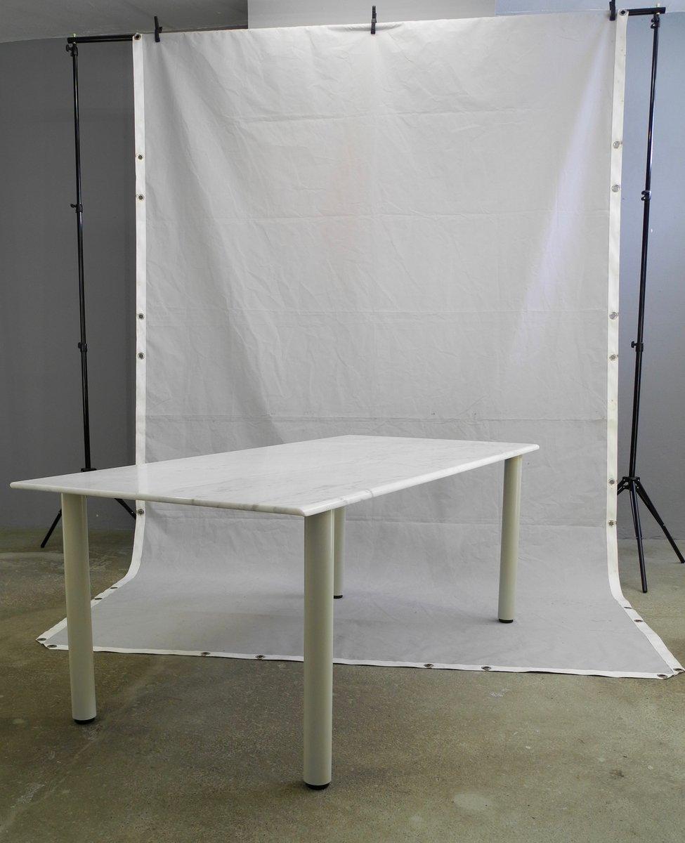 cena 2490 esstisch von achille castiglioni f r zanotta 1970er bei pamono kaufen. Black Bedroom Furniture Sets. Home Design Ideas