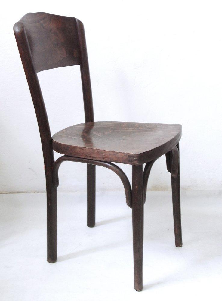 tschechischer vintage bugholz stuhl von tatra bei pamono. Black Bedroom Furniture Sets. Home Design Ideas