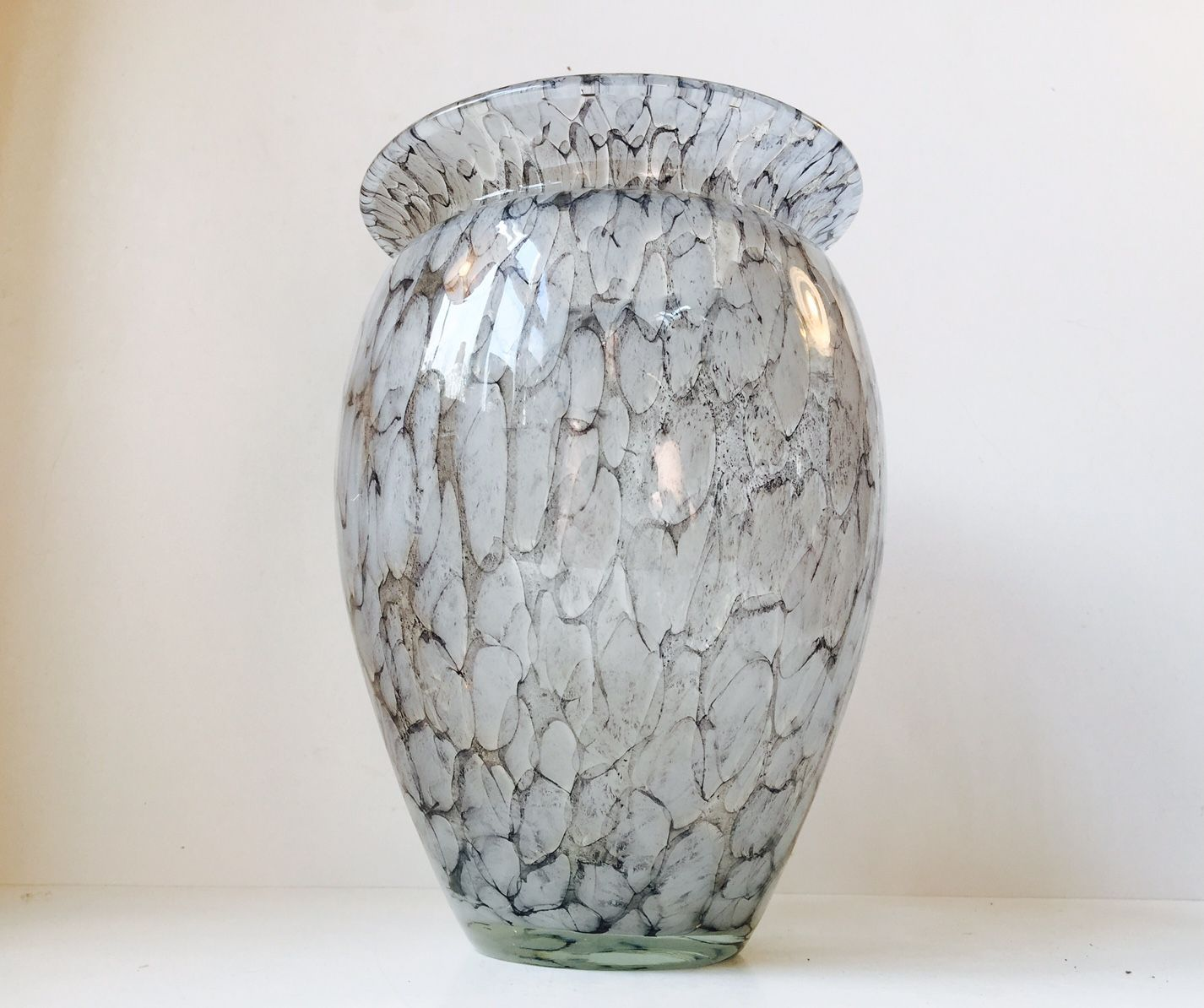 Vintage italian blister glass vase by ercole barovier for sale at vintage italian blister glass vase by ercole barovier reviewsmspy