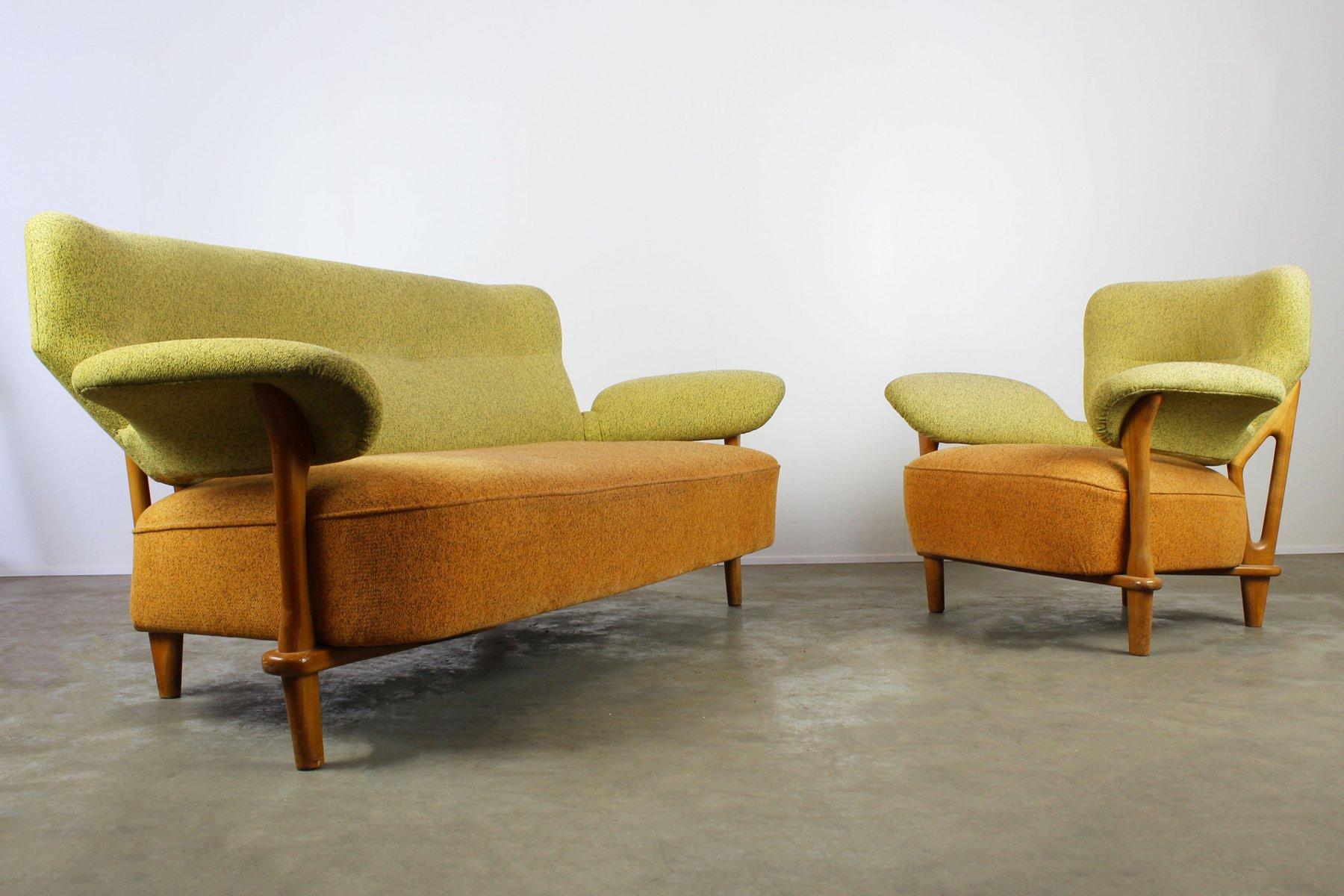1950 sofa scandinavian leather sofa 1950s for at pamono for Divan 1950