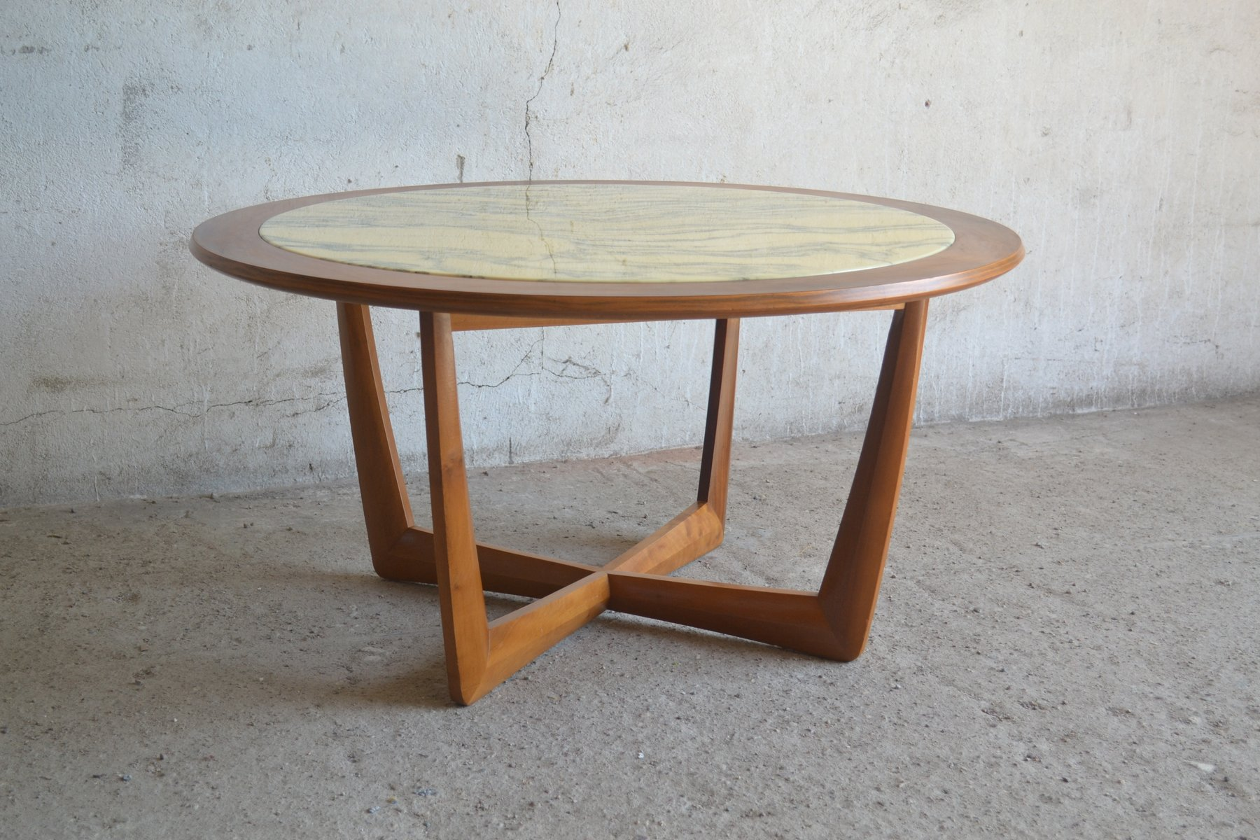 Mid Century German Coffee Table from Kondor 1960s for sale at Pamono